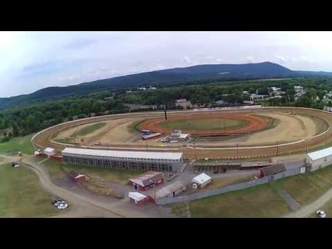 Selinsgrove Speedway Drone Fly Over
