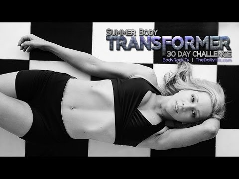 Summer Body Transformer Challenge | Day 5
