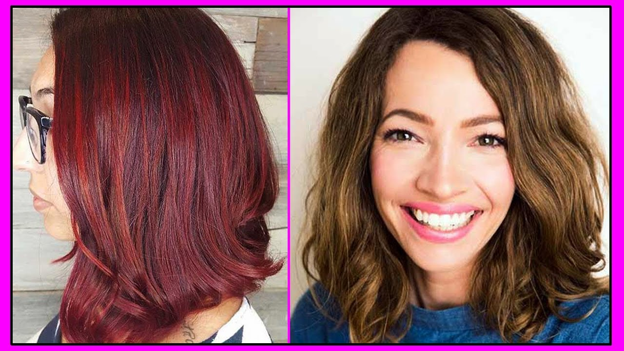 Modern Haircuts For Women 2018 Popular In 2018 Medium Length