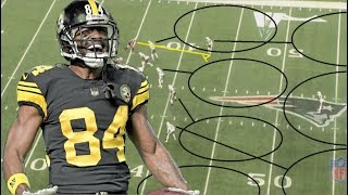 Film Study: Why Antonio Brown is a perfect fit for the New England Patriots Video
