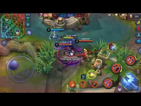 JİN BABA SİNİRLENDİ | SORA-JİN BOT PRE FLYWHEEL GAMEPLAY Mobile Legends Bang Bang