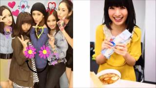 E-girls 杉枝真結&藤井夏恋「正直な話、真結と夏恋は・・・」