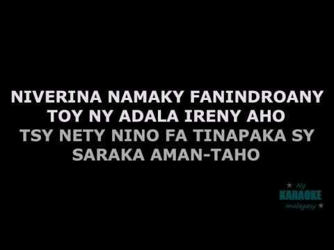Njakatiana - Romy karaoke