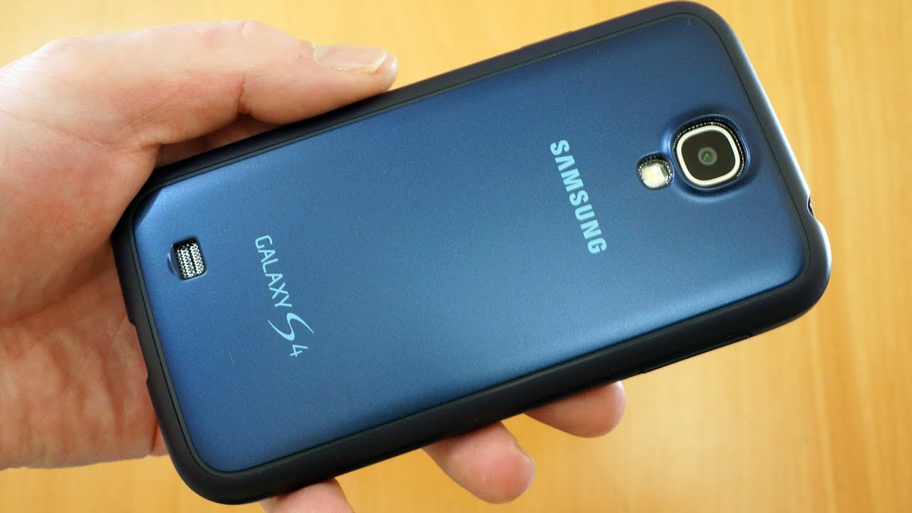 Official Protective Cover + Samsung Galaxy S4 Case Review ...