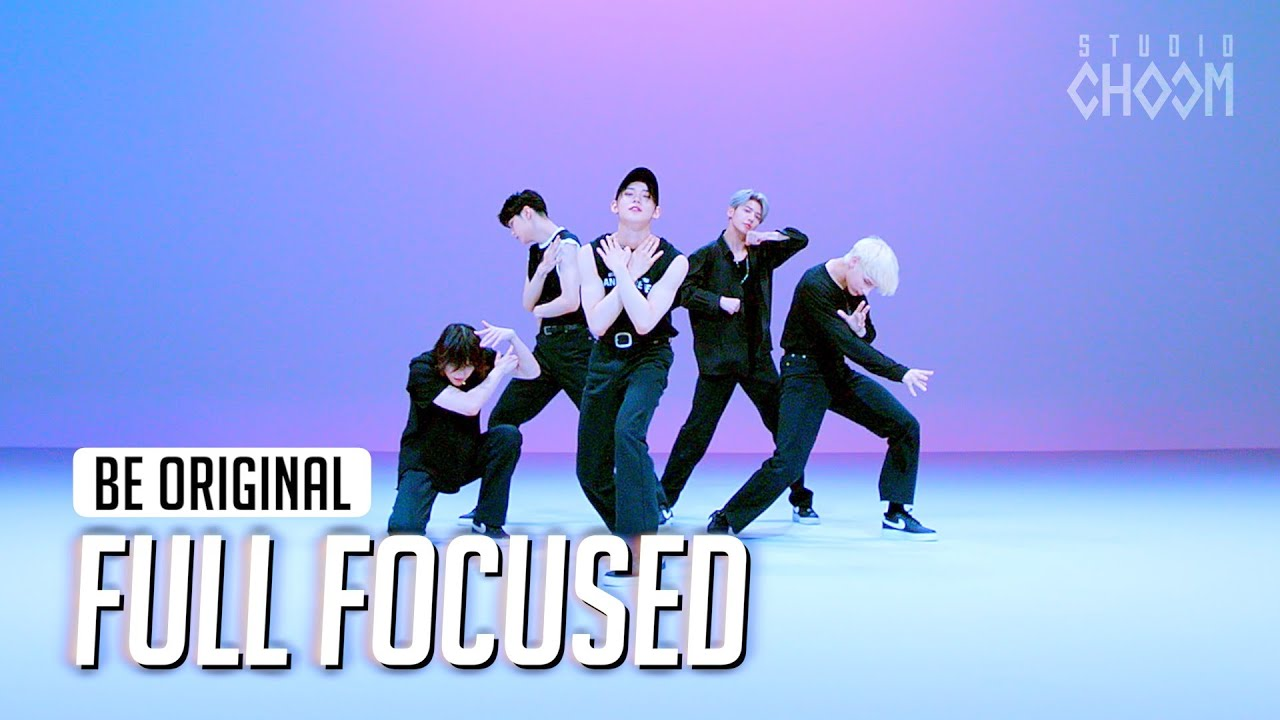(Full Focused) TXT (투모로우바이투게더) 'Magic' 4K | BE ORIGINAL
