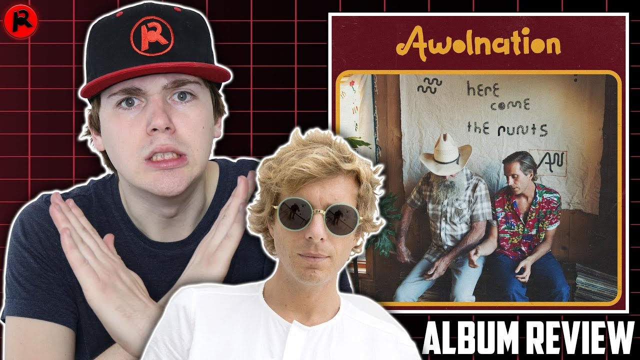 AWOLNATION - Here Come the Runts | Album Review - YouTube
