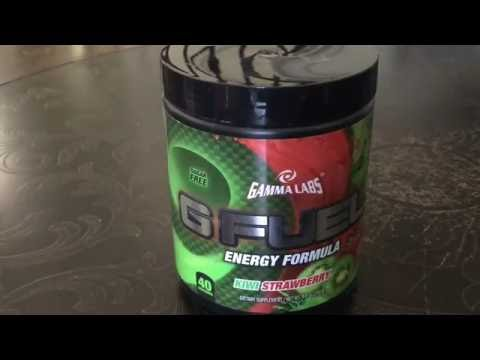 Kiwi Strawberry Gamma Labs G Fuel Review. Is it safe for kids?