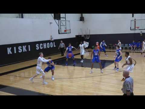 Kiski Varsity Basketball v. Mercersburg Academy