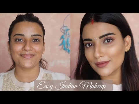 Step By Step Beginners Makeup tutorial | Recreated My Diwali Makeup look For you