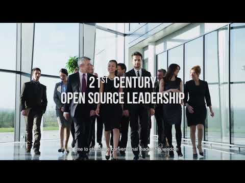 Leadership Energy Summit Asia (LESA) 2017: Enter the Era of Open Source Leadership