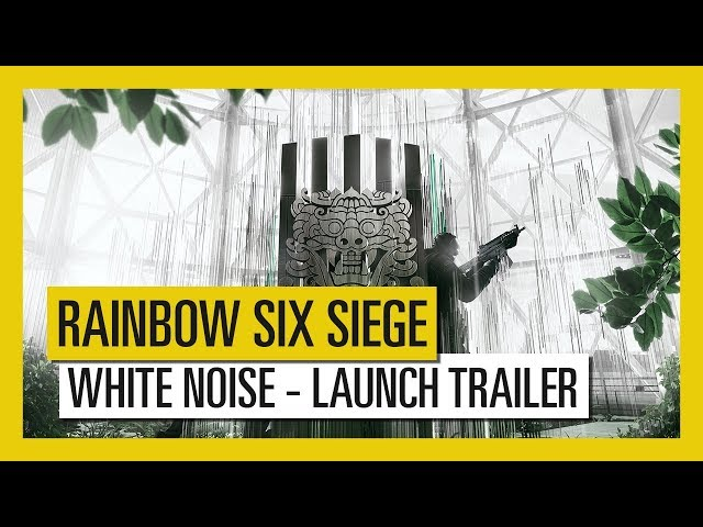 Tom Clancy's Rainbow Six Siege - White Noise : Launch Trailer