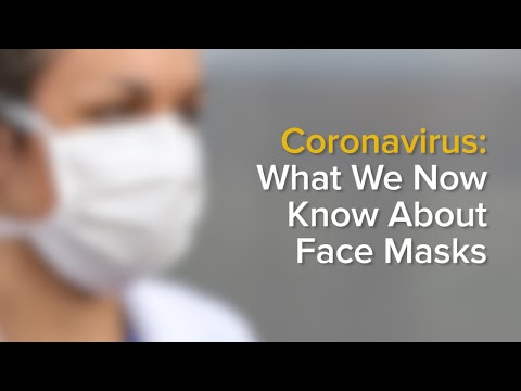 Wearing Masks and COVID-19: What You Need to Know