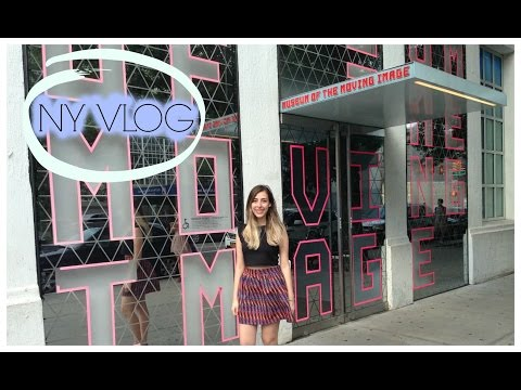NY Vlog10 | Target; Museum of Moving Image