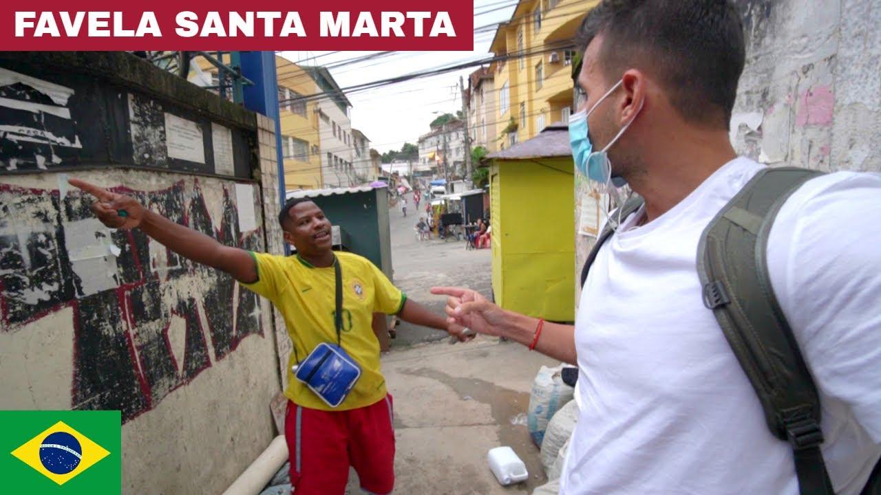 Cea mai VIOLENTA FAVELA din BRAZILIA. AICI POLITIA NU INTRA. EU AM INTRAT