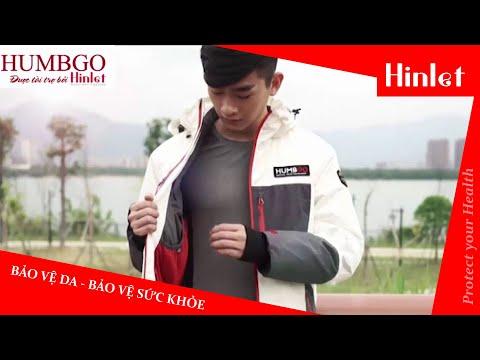 Giới Thiệu áo Khoác điều Hòa Nhiệt độ |  Áo Khoác Thông Minh Humbgo