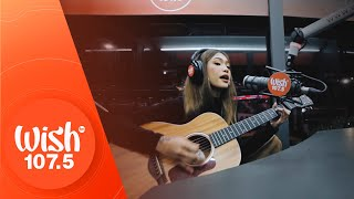 "syd hartha performs ""paruparo"" LIVE on Wish 107.5 Bus"