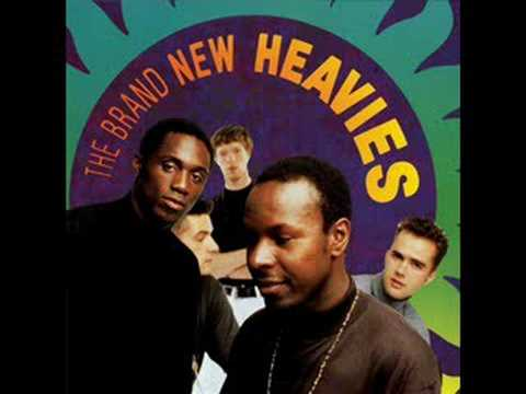 Brand New Heavies - Never Stop
