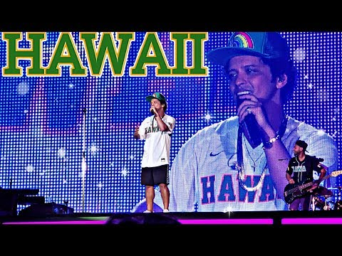 24k Magic World Tour Hawaii