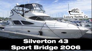 Silverton 43 Sport Bridge 2006