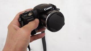 Photo & Video qualities of Canon Powershot sx500 IS