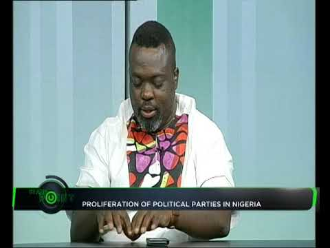 STAND POINT 19TH May 2018 | Proliferation of Political Parties in Nigeria
