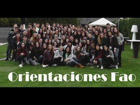 Jornada de Orientaciones |BECAS FAO |Madrid