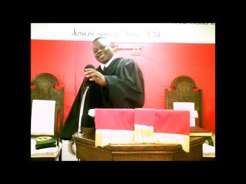 Worship God not what HE Made by Elder James E Bannister