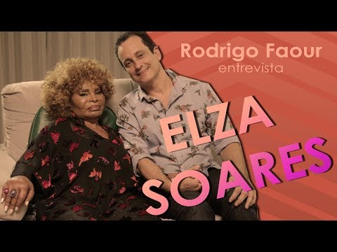 Rodrigo Faour entrevista Elza Soares (English Subtitles)