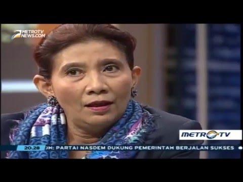 """HEBOHH !!! Susi Pujiastuti Bungkam Kick Andy Episode """"Kartini Bernyali Full"""""""