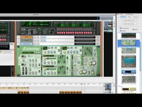 Record micro tutorial 2 - Reason & Record integration