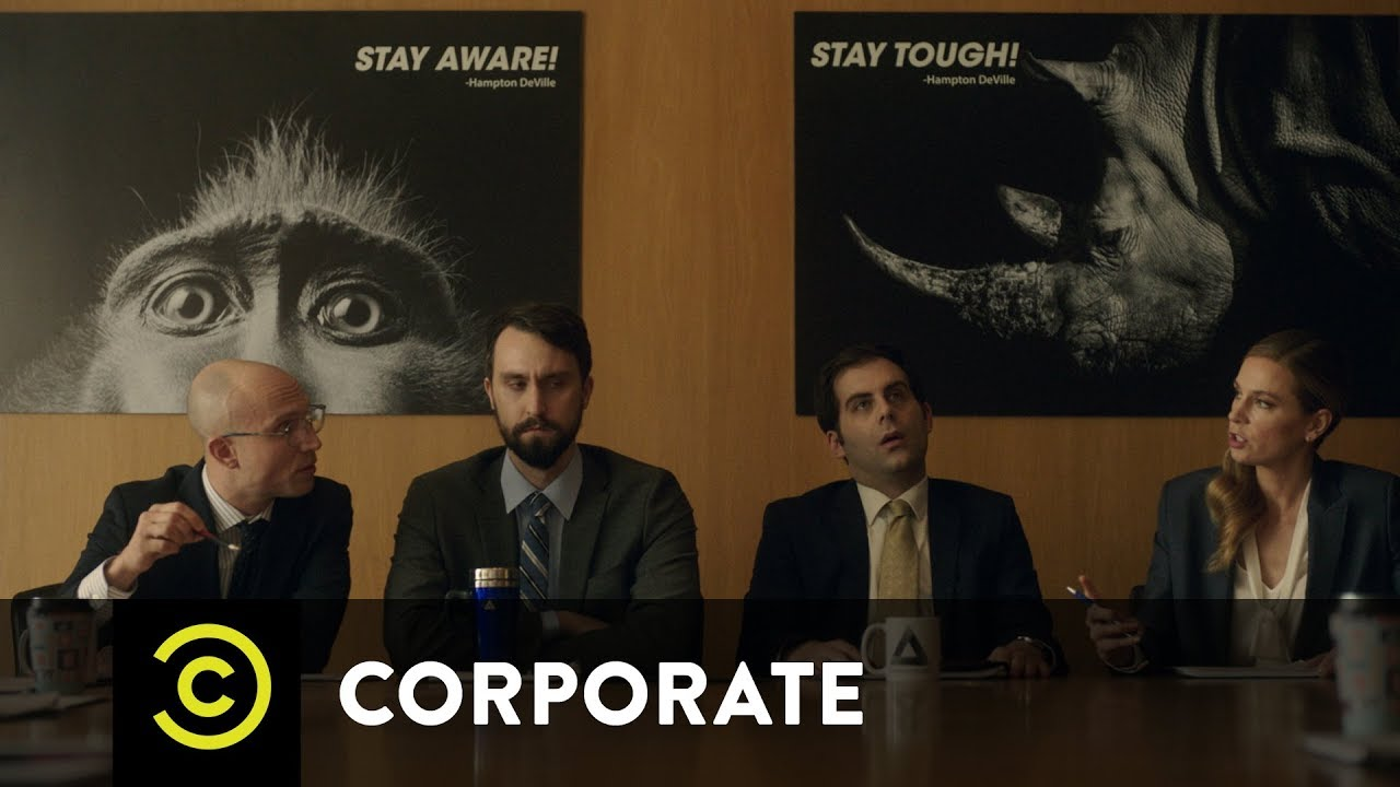 Corporate - Moving On