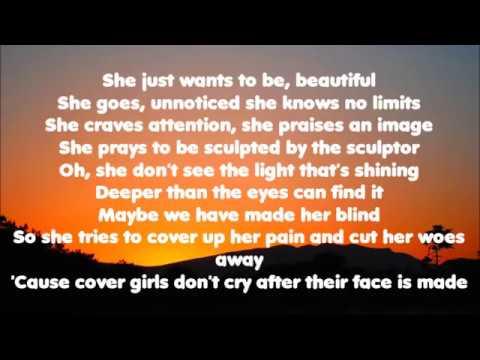 [LYRICS] Alessia Cara - Scars To Your Beautiful (JELLYFYSH Remix)