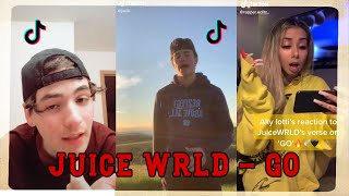 The Kid LAROI, Juice WRLD - GO TikTok Compilation