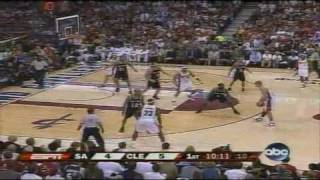 NBA Finals Inside 2015 - Cavs vs Warriors game 4