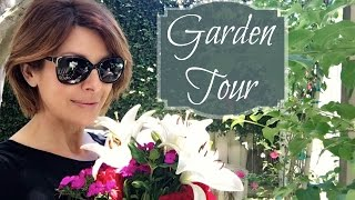 My Spring Garden Inspiration & Tour