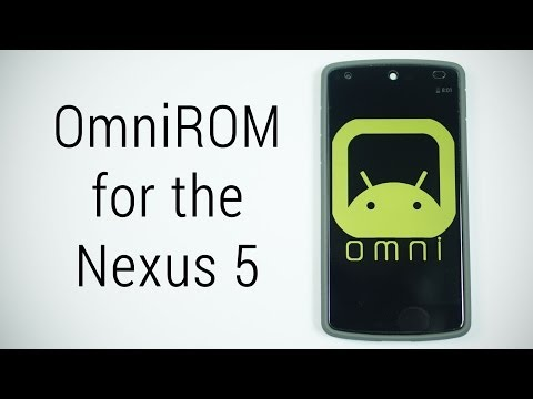 Nexus 5 - OmniROM - How to Flash / Install
