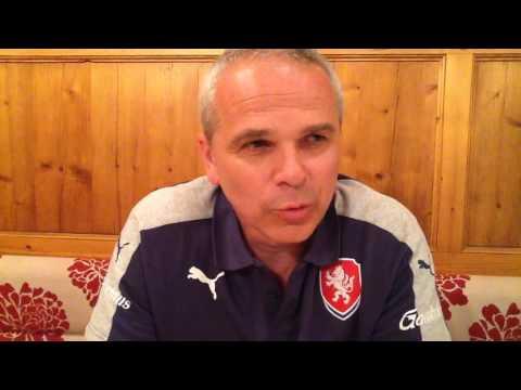 Trenér U21 Vítězslav Lavička hodnotí soustředění v Rakousku