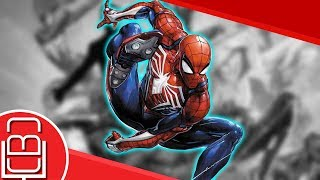 PS4's Spider Man to Debut in Marvel's Spidergeddon & More - Off The Page