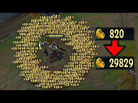 Darius WET DREAM | 1000 CS | Early Game FULL BUILD ( 15 Min ) - Challenger PRO TIP | WTF?!!