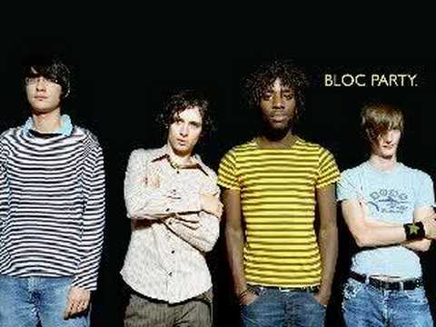 Bloc Party - Hunting For Witches (Crystal Castles Remix)