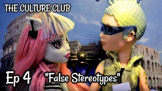 The Culture Club Episode 4 - False Stereotypes