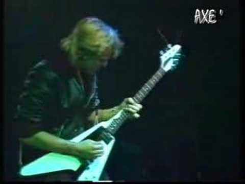 MICHAEL SCHENKER [ INTO THE ARENA ]  [III] LIVE 1981.