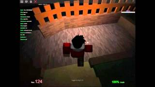 Roblox Vampire hunters 2 sit-walk glitch [PATCHED FOR PC]