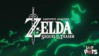Zelda: Breath of the Wild Sequel Analysis - E3 2019 Trailer
