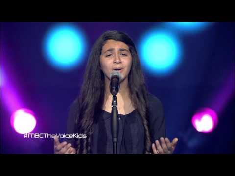 فيديو اغنية ميرال عياض اهو دا اللي صار كاملة HD ذا فويس كيدز
