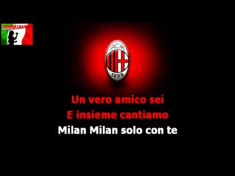 Inno Milan (LYRICS)
