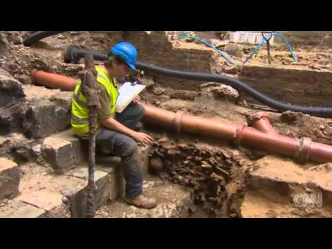 Medieval Burials Found In London's Westminster Abbey