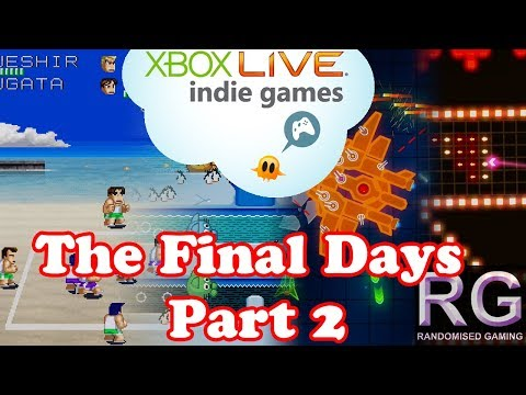 Xbox Live Indie Games RIP (2008 - 2017) - Discussion - rllmuk