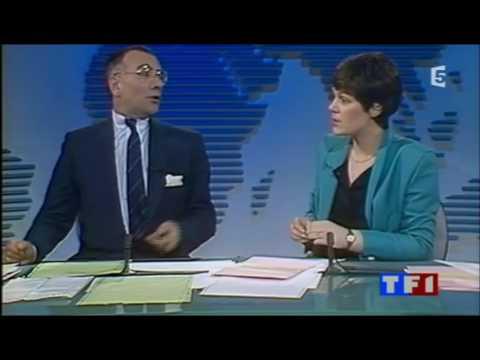 Tchernobyl le mensonge au journal TF1 ( 1986 ) - YouTube