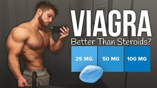 Is Viagra Better Than Steroids For Muscle Growth? (New Research) | Science Explained